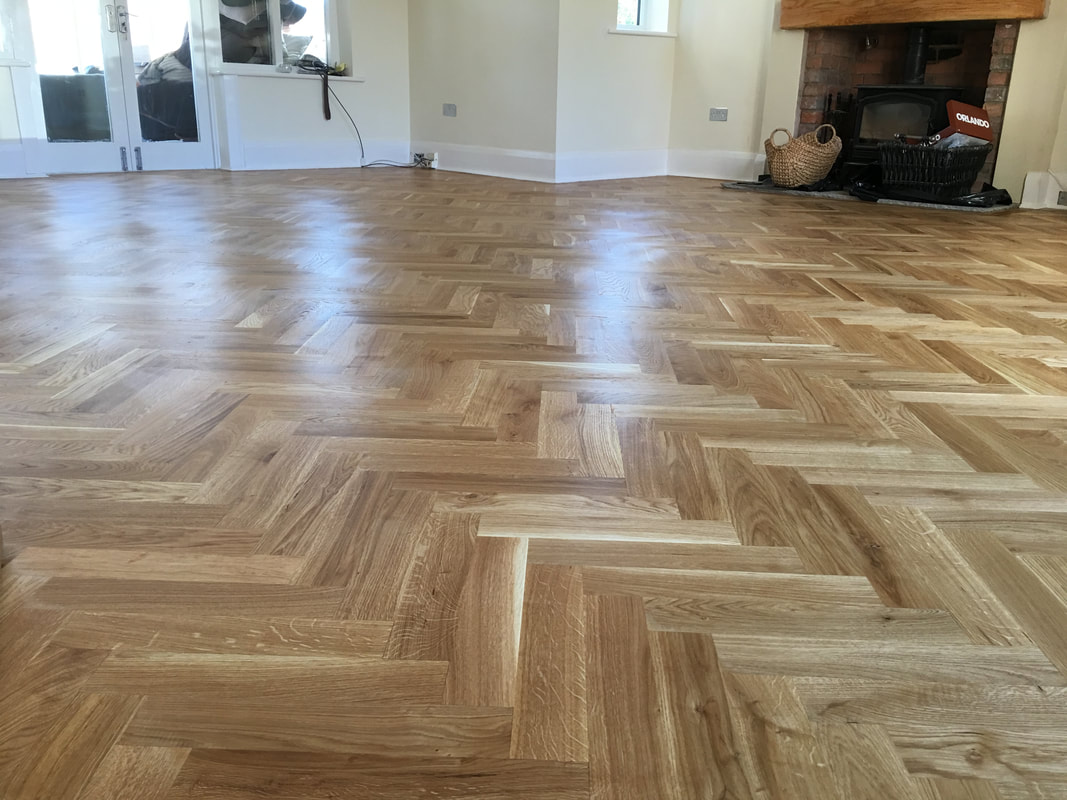 parquet floor sanded and oiled in wirral, merseyside, cheshire